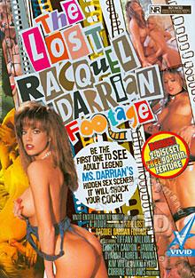 The Lost Racquel Darrian Footage Box Cover