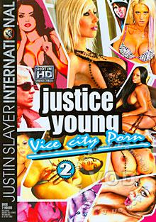 Justice Young - Vice City Porn 2 Box Cover