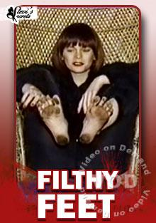 Filthy Feet Box Cover