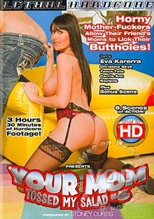 Your Mom Tossed My Salad #6 Box Cover