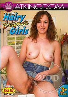 Hairy California Girls Box Cover