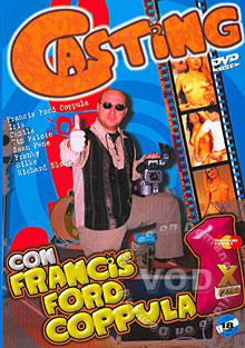Casting Con Francis Ford Coppula Box Cover