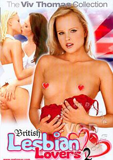 British Lesbian Lovers 2 Box Cover