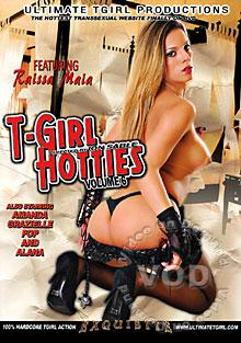 T-Girl Hotties Volume 6 Box Cover