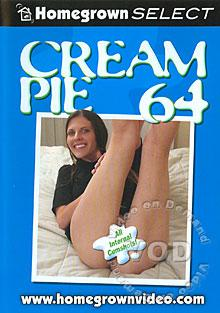 Cream Pie 64 Box Cover