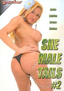 She Male Tails #2 Box Cover