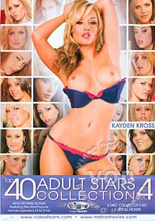 Top 40 Adult Stars Collection Vol. 4 (Disc 2)