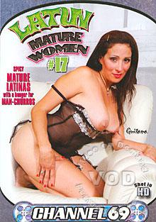 Latin Mature Women #17 Box Cover