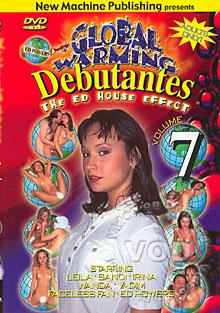 Global Warming Debutantes Volume 7 Box Cover