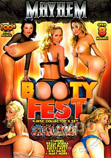 Booty Fest In Budapest Box Cover