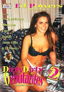 Dirty Dirty Debutantes #2 Box Cover