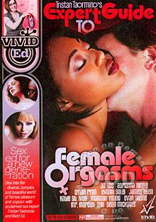 Tristan Taormino's Expert Guide To Female Orgasms Box Cover