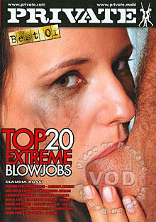 Top 20 Extreme Blowjobs Box Cover