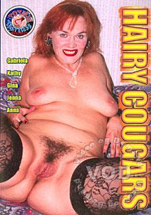 Hairy Cougars Box Cover