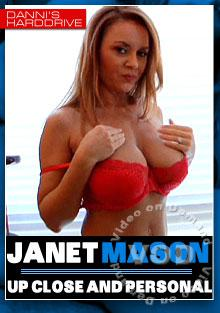 Janet Mason Up Close & Personal Box Cover