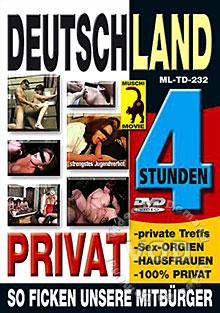 Deutschland So Ficken Unsere Mitburger (Germany - See How Our Fellow Citizens Fuck!) Box Cover