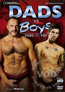Dads Vs. Boys - Dads On Top