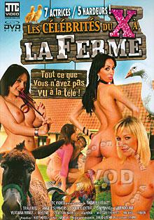 Les Celebrites Du X A La Ferme Box Cover - Login to see Back