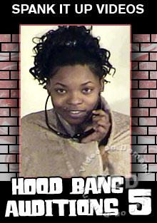 Hood Bang Auditions 5 Box Cover