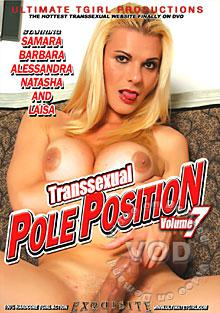 Transsexual Pole Position 7 Box Cover