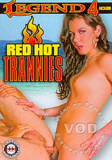 Red Hot Trannies Box Cover