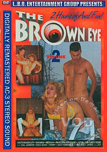The Brown Eye Volume 2 Box Cover