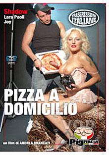 Pizza A Domicilio Box Cover