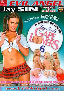 Gape Lovers 6 (Disc 1) Box Cover