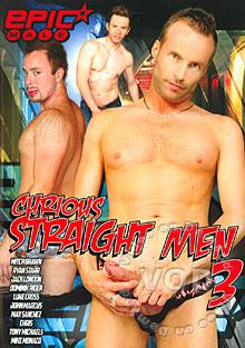 Curious Straight Men 3 Box Cover