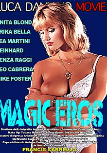 Magic Eros Box Cover