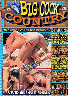 Big Cock Country Box Cover