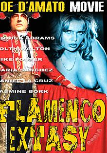 Flamenco Extasy Box Cover