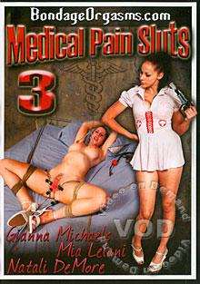 Medical Pain Sluts 3 Box Cover