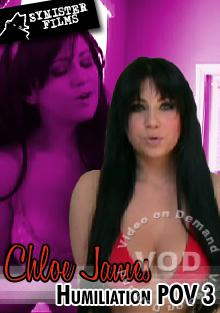 Chloe James - Humiliation POV 3 Box Cover