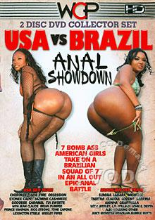 USA vs. Brazil - Anal Showdown (Disc 2)