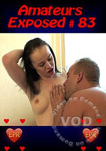 Amateurs Exposed #83 Box Cover