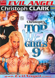 Top Wet Girls 9 Box Cover - Login to see Back