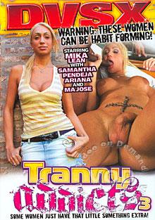 Tranny Addicts 3 Box Cover