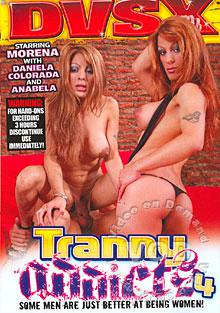 Tranny Addicts 4 Box Cover