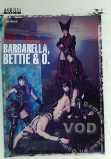 The Story Of Barbarella, Bettie & O Box Cover