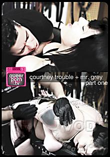 Queer Porn TV: Courtney Trouble and Mr. Grey