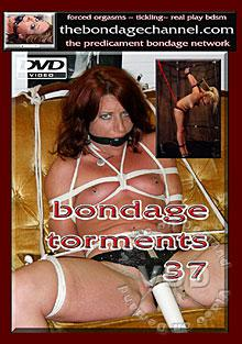 TBC 303 - Bondage Torments 37 Box Cover