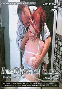 House Of Frazier #14 - Problem Solved Box Cover