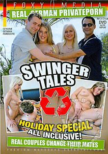 Swinger Tales - Holiday Special All Inclusive Box Cover