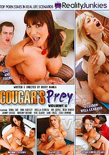 Cougar's Prey Volume 6