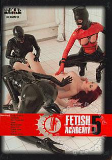 Fetish Academy 5 Box Cover