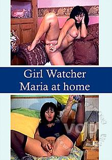Girl Watcher - Maria At Home Box Cover