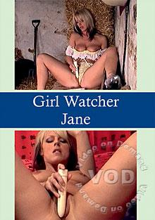 Girl Watcher - Jane Box Cover