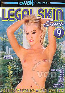 Legal Skin 9 - Euro Box Cover
