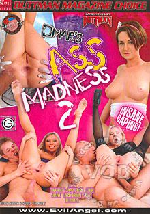 Omar's Ass Madness 2 Box Cover